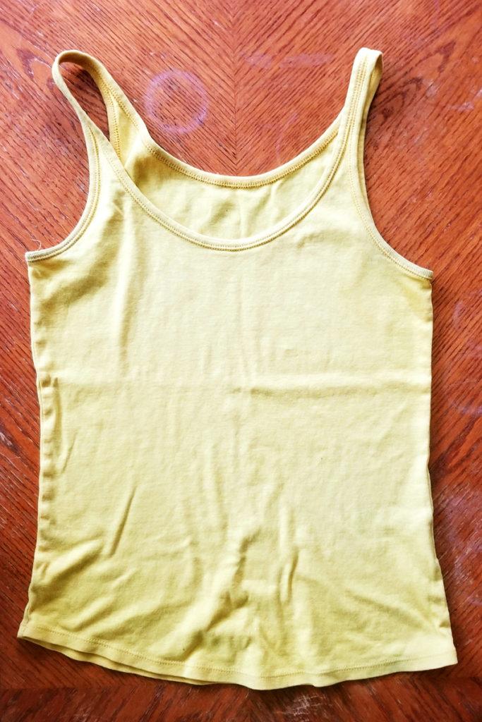 Žluté tričko (1)