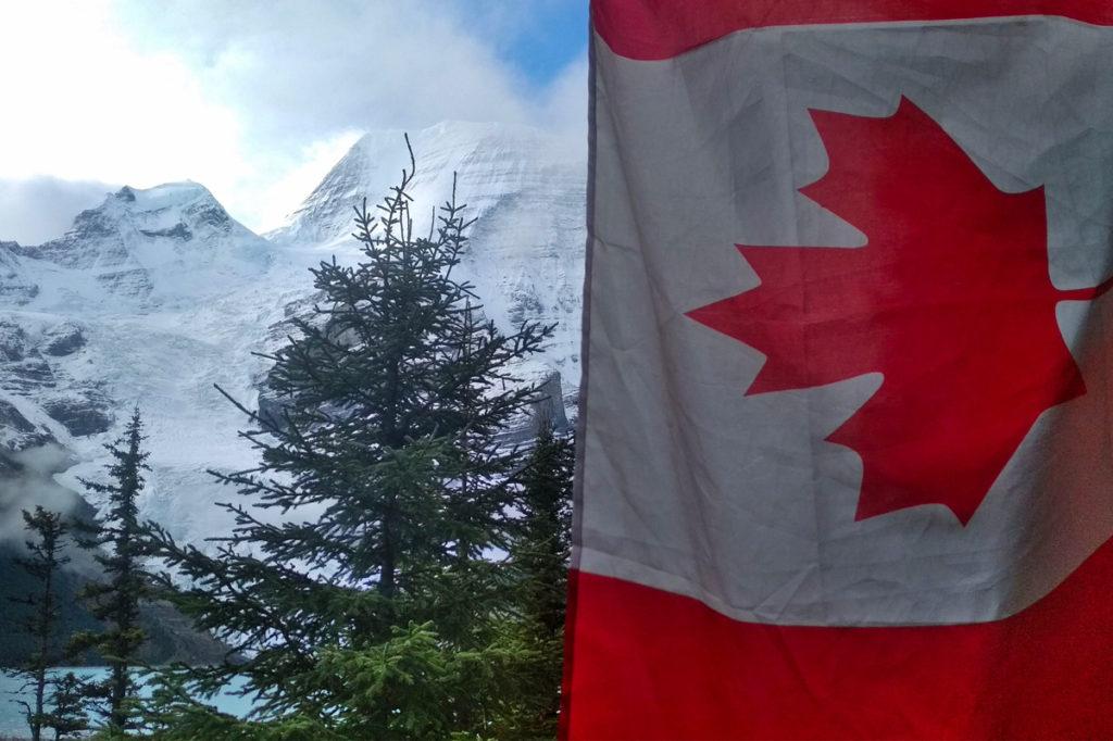 pčíjezd do Kanady