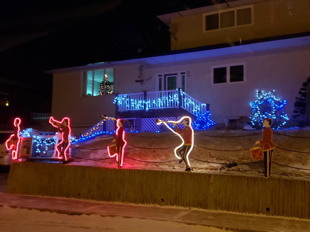 česko-kanadské vánoce