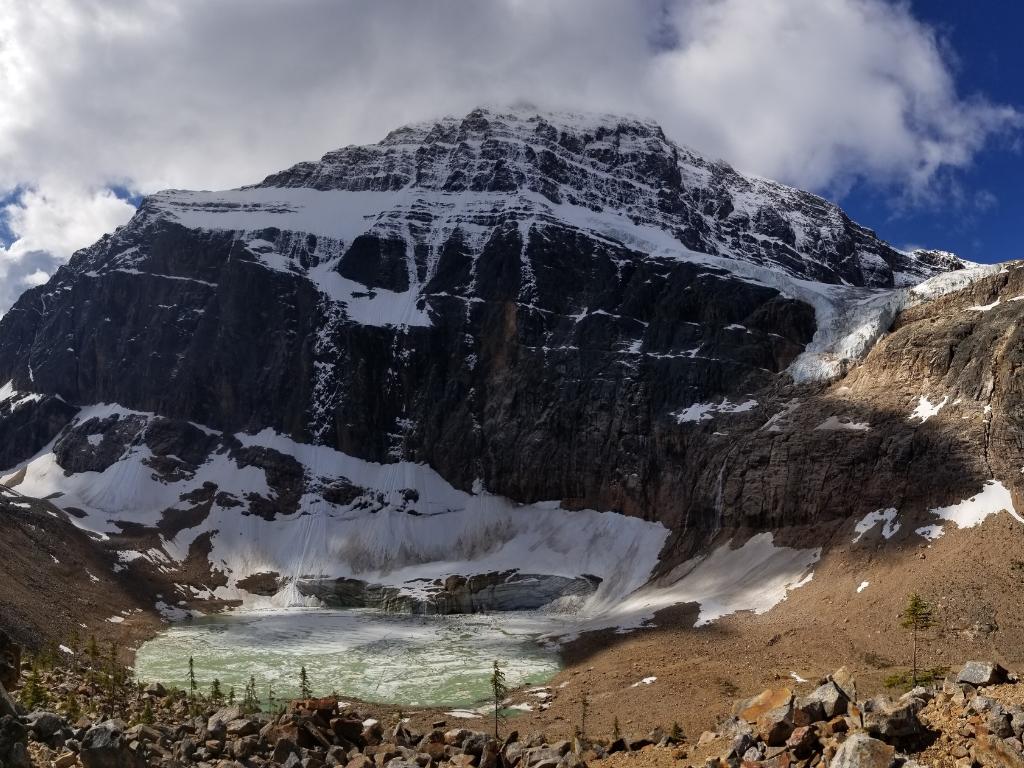 Edith Cavell (3 363 m)